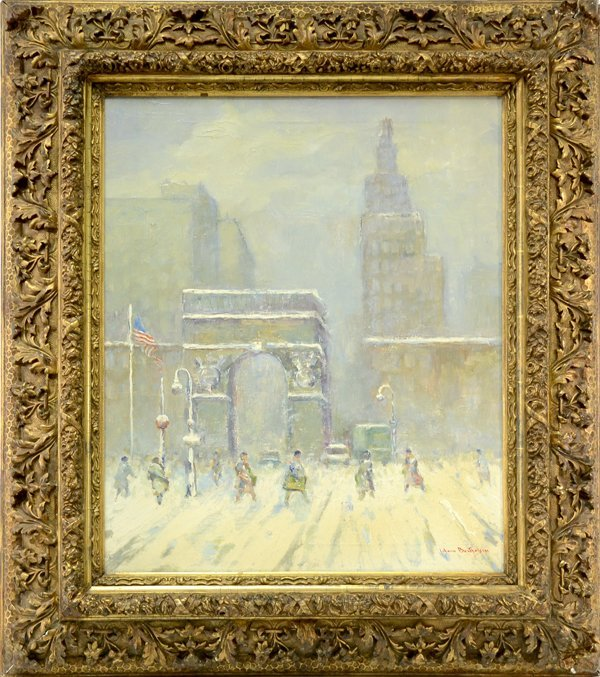 JOHANN BERTHELSEN DANISH/AMERICAN 1883-1972
