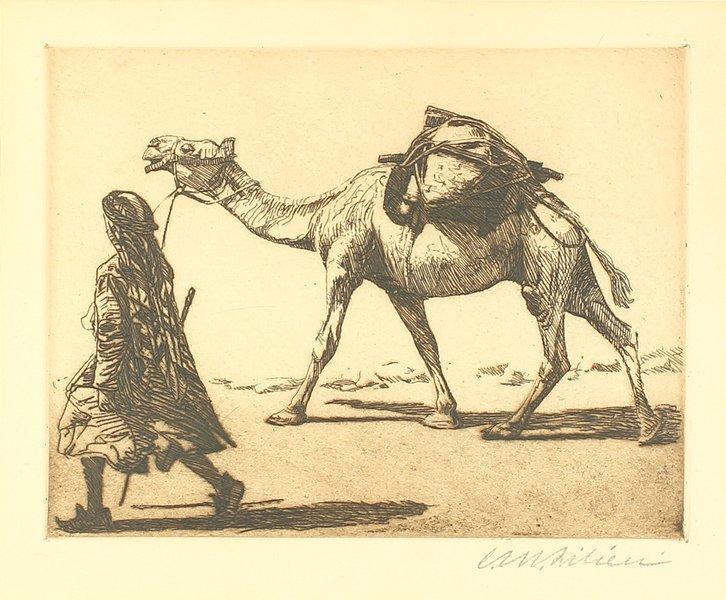 EPHRAIM MOSHE LILIEN ISRAELI 1874-1925