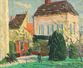 Emile Sabouraud French 1900-1996