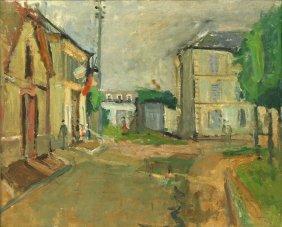 Zygmunt Schreter French 1896-1977