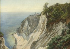 Godfrey Christensen Danish 1845-1928