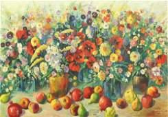 MARTIROS SEREGEEVICH SARIAN ARMENIAN 1880-1972