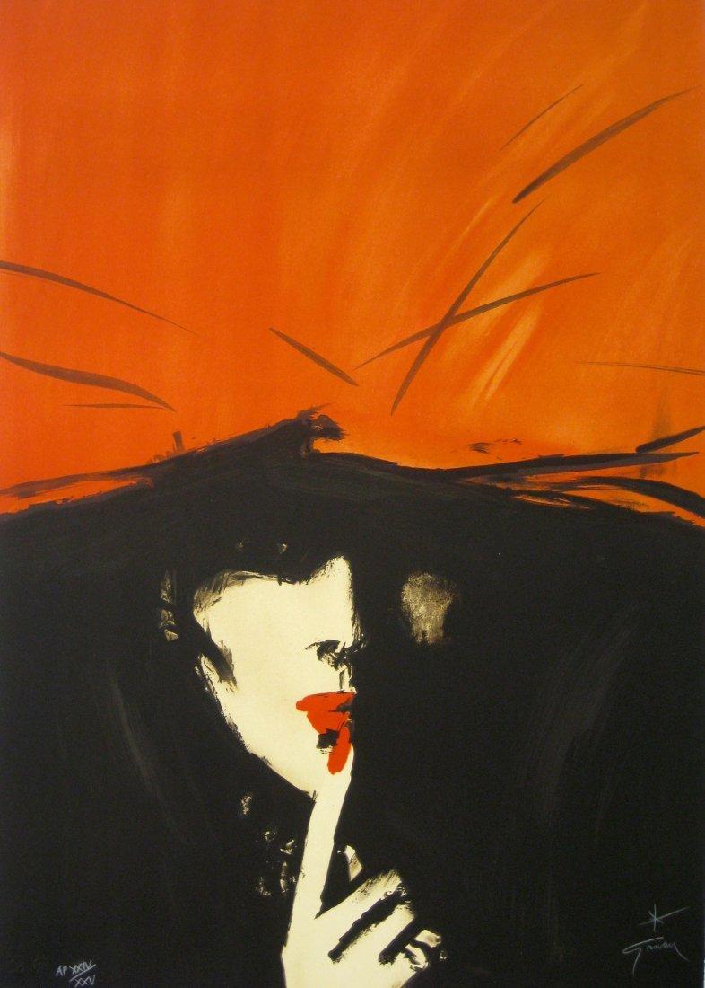 RENE GRUAU ITALIAN/FRENCH 1909-2004