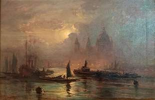 R. Pearson, British, 19th Century, Painting, Oil on