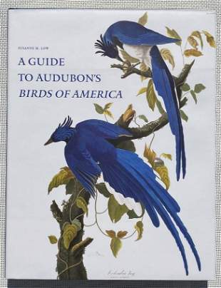 A Guide to Adubon's Birds of America