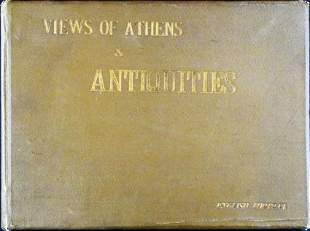 Views of Athens & Antiquities