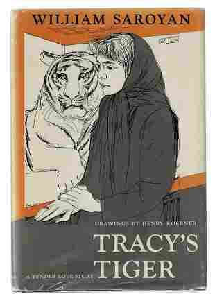 TRACY'S TIGER