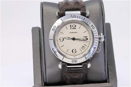 Cartier (Pasha de Cartier Ref: 1040)