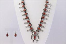 Native America Navajo Handmade Sterling Silver Naja