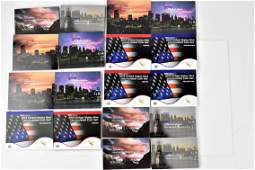 US Mint Uncirculated US Cities Coin sets