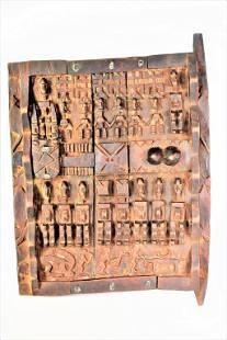 Fine Old Dogon Door Mali