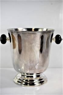 Christofle Silverplate Ice Bucket