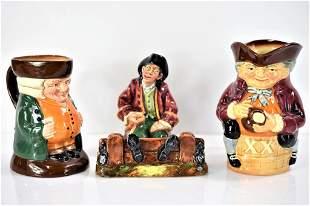 Royal Doulton Character Grouping