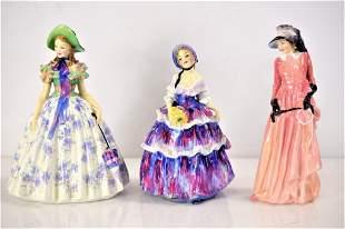 Royal Doulton Figurine Grouping