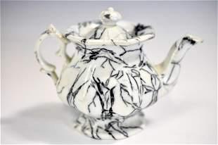 Antique Miniature Teapot