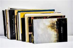 Schwarz Philadelphia Art Gallery Catalog Grouping