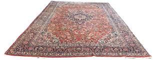 Large Sarouk Style Carpet made in Iran
