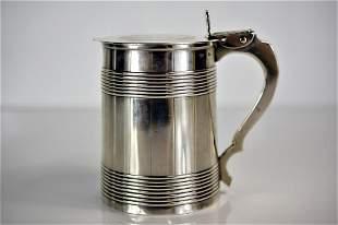Rare Richardson Silver Tankard C1785 Philadelphia