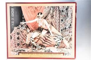 Vintage Richard Avedon Poster of Marilyn Monroe