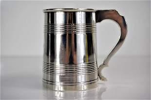 John McMullin Philadelphia Silver Mug (1765-1843)