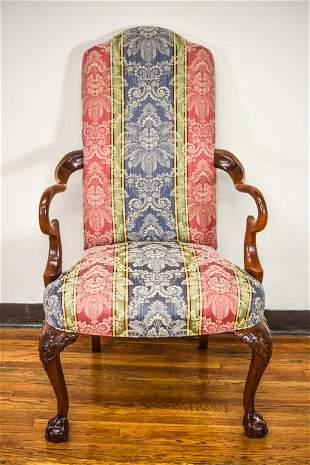Queen Anne Arm Chair
