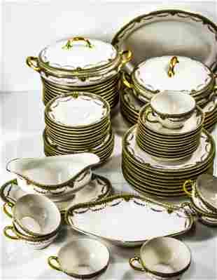 Limoges Partial Dinner Service