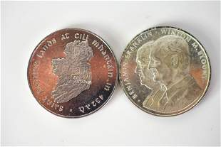 Fine Silver Coin Grouping