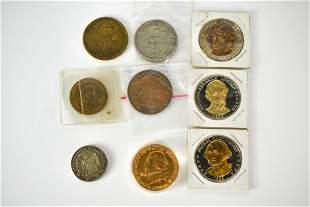 Commemorative Token & Medallion Coin Grouping