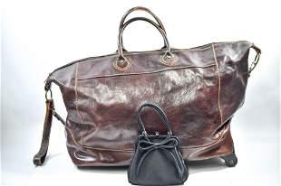 Italian Leather bag Grouping