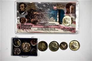 Coin Set Collection Plus Extras
