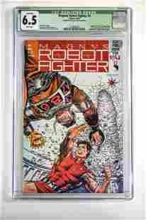 Magnus Robot Fighter #5 CGC 6.5