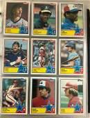 LOT 460 TOPPS 19791984 BASEBALL CARDS
