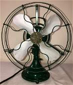 ANTIQUE GENERAL ELECTRIC OSCILLATING FAN