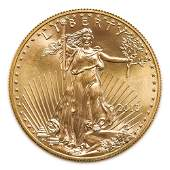 2013 American Gold Eagle 1oz Uncirculated