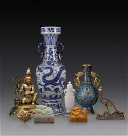 ESSENCE OF ASIAN ANTIQUE COLLECTION
