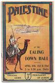 Official Guide for the Palestine Exhibition - 1922