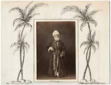 Portrait of David Sassoon - Mid 19th Century Photo