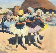 Unknown Artist - Dancers