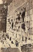 Photo - Western Wall in Jerusalem - W. Hammerschmidt