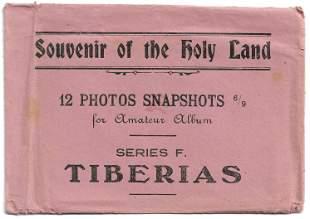 Pictures of Tiberias - Palestine Photo Binder