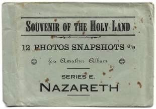 Pictures of Nazareth - Palestine Photo Binder