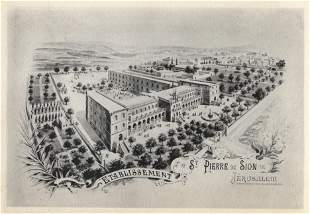 Photo Booklet - Establishment of Ratisbonne Monastery