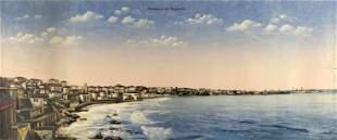 Panorama View of Beirut - L. Ferid