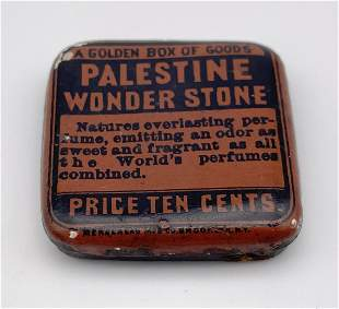 Palestine Wonder Stone - 19th century
