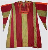 Early Embroidered Palestinian Dress