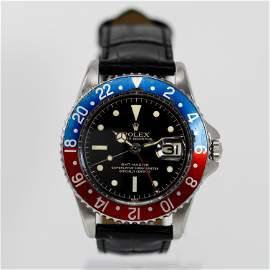 Vintage Rolex GMT-Master Pilot Wristwatch