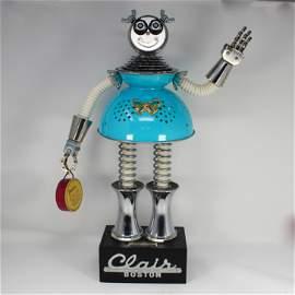 "Lipson Robotics Sculpture ""Clair"""