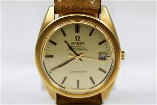 Vintage Omega Seamaster Automatic Chronometer with Date