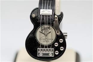 Gibson USA Les Paul Custom Guitar Watch with Warranty