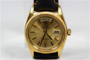 Vintage Rolex Oyster Perpetual Day-Date with Date